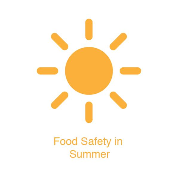 Food Safety in Summer