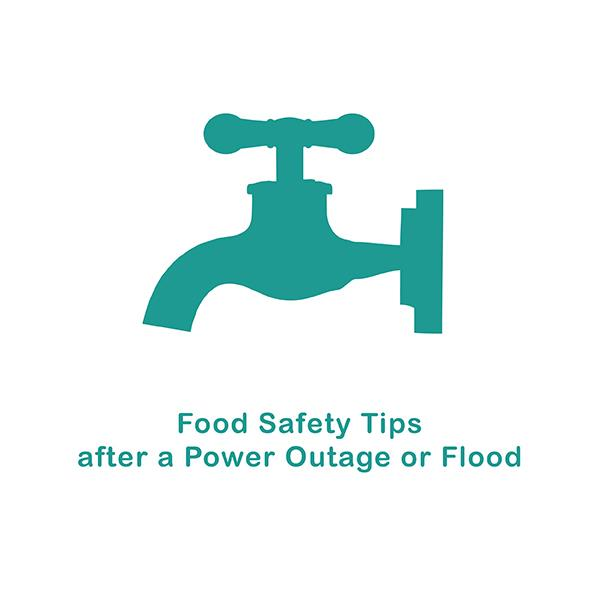 Food Safety Tips after a Power Outage or Flood
