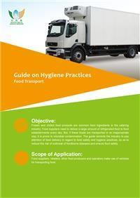 Guide on Hygiene Practices - Food Transport