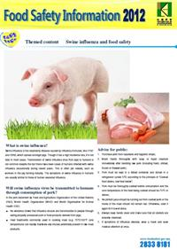 Food Safety Information 2012