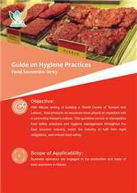 Guide on Hygiene Practices - Food Souvenirs: Jerky