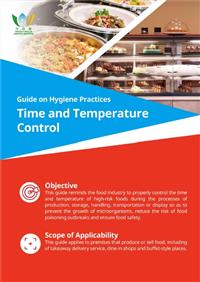 Guide on Hygiene Practices - Time and Temperature Control